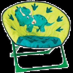 Dinosaur Moon Chair