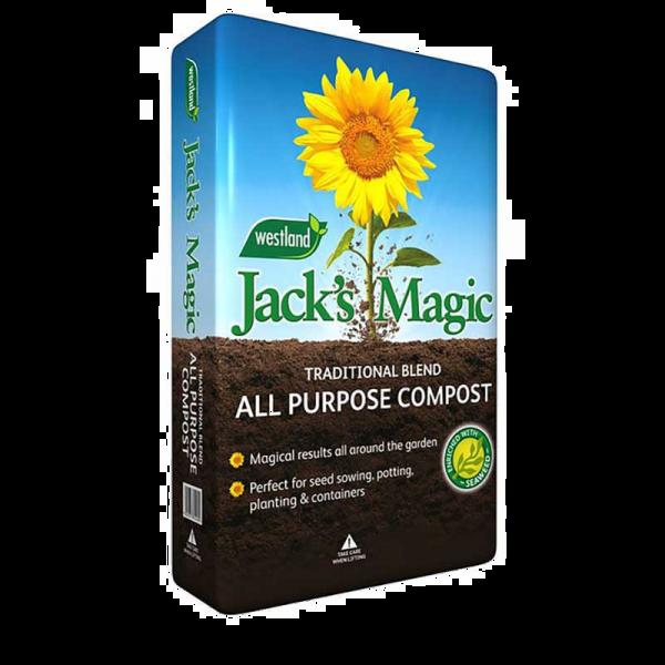 Jacks Magic Compost 50L