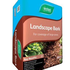 Landscape Bark Bale 100L