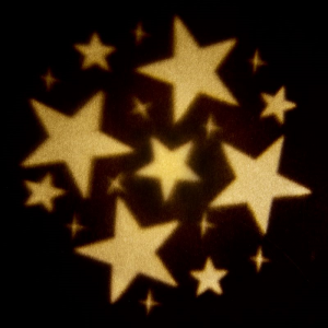 Christmas Star Light Projector