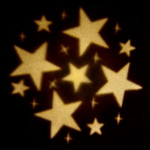 Christmas Star Light Projector