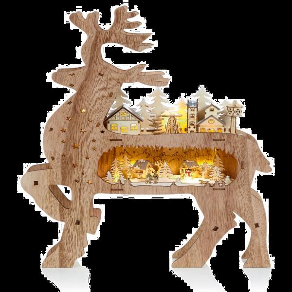 Light Scene - Reindeer