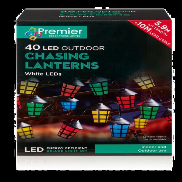 Outdoor Lanterns LED Lights