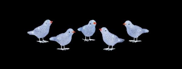 Acrylic Bird String Lights