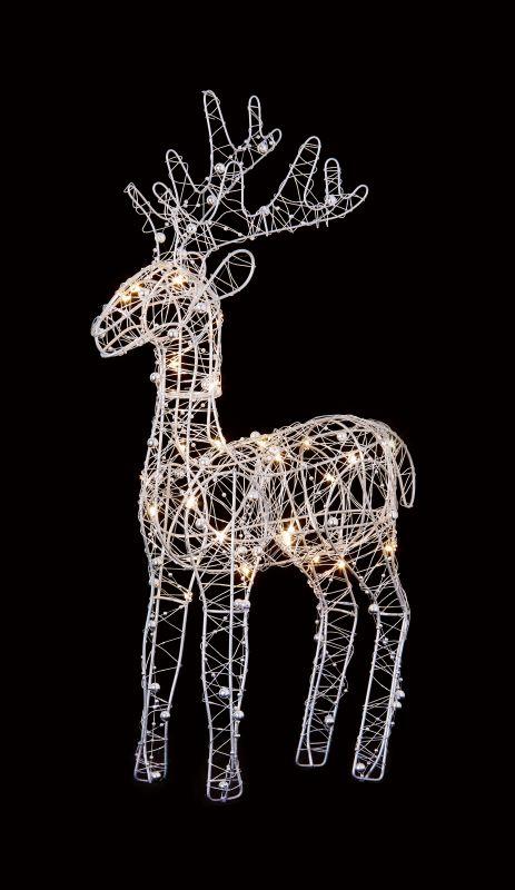 Wire Reindeer