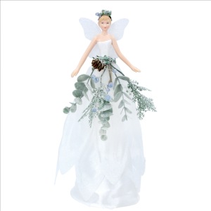 Eucalyptus Tree Top Angel