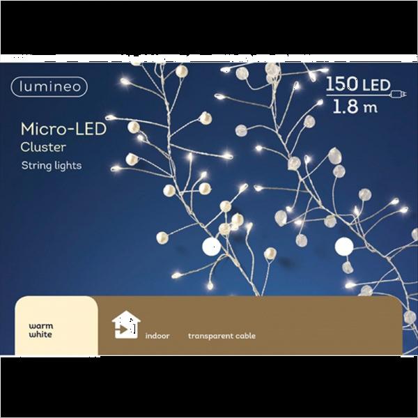 LED Cluster Bead Lights