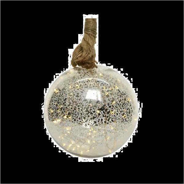MicroLED Mercury Ball