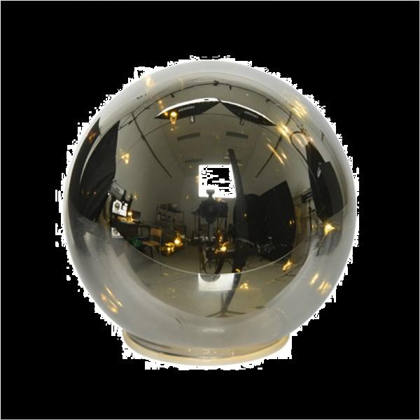 MicroLED Smokey Ball