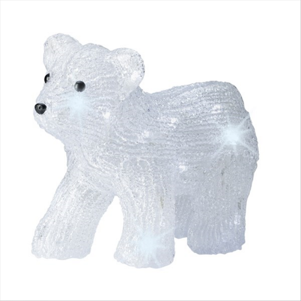 LED Acrylic Bear