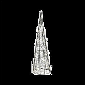 LED Wire Cone
