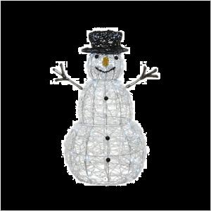 LED Acrylic Snowman