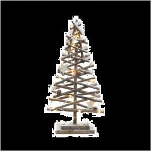 MicroLED Snow Tree