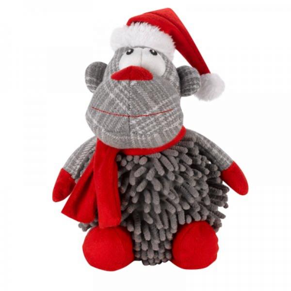 Noodly Santa Monkey