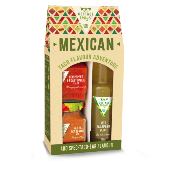 Mexican Taco Flavour Adventure