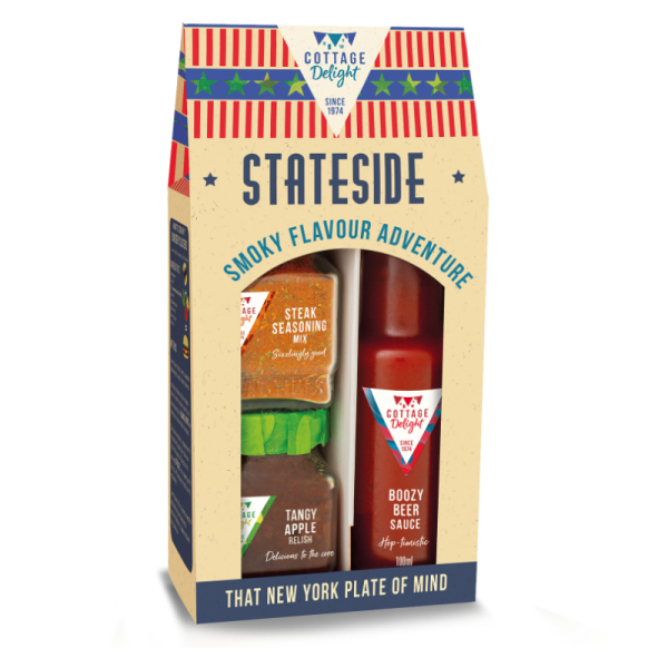 Stateside Smokey Flavour  Adventure