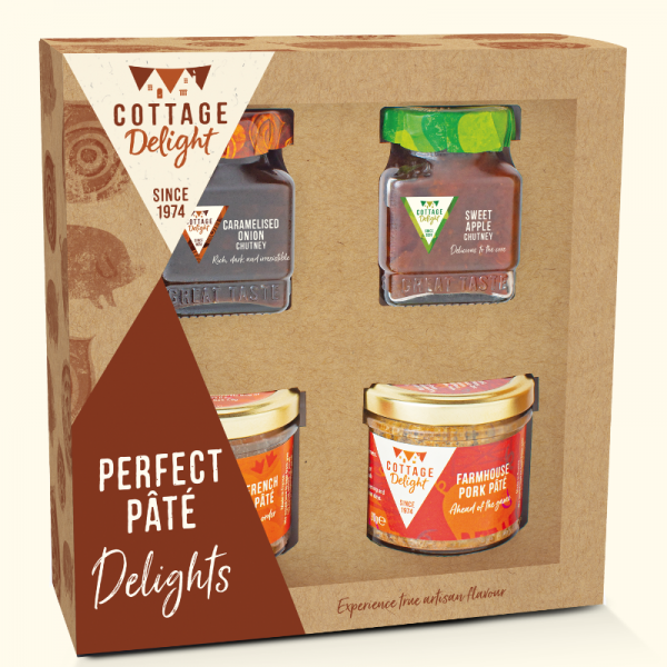 Perfect Pate Delights