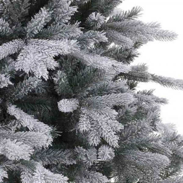 Frosted Vermont Spruce 240cm OUR PRICE £209.99