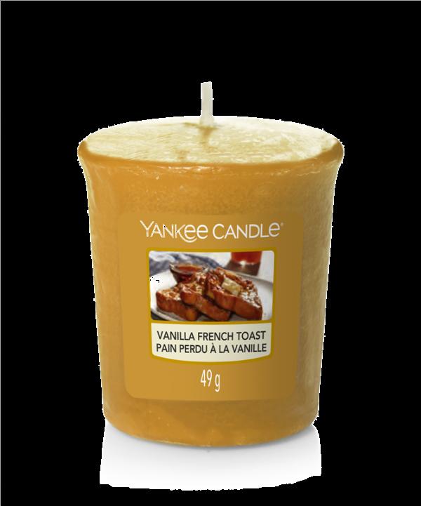 Votive Yankee Candle Vanilla French Toast