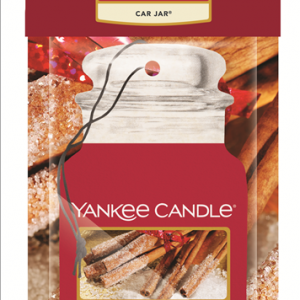 Single Car Jar Yankee Candle Spakling Cinnamon