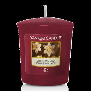 Votive Yankee Candle Glittering Star