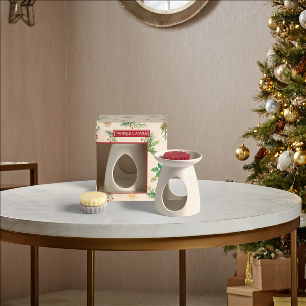Melt Warmer Gift Set