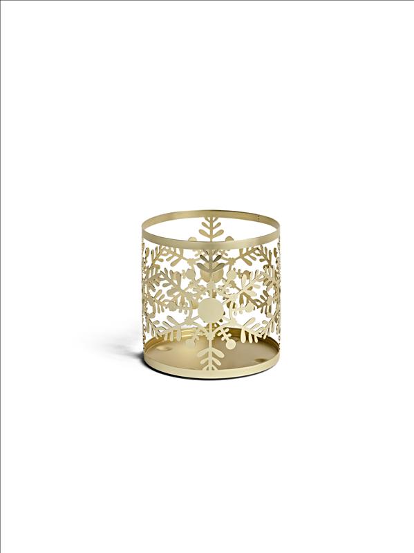 Snowflake Frost Jar Sleeve Colour