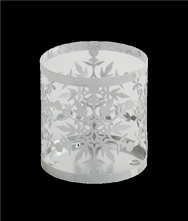 Twinkling Snowflake-Frosty Jar Sleeve