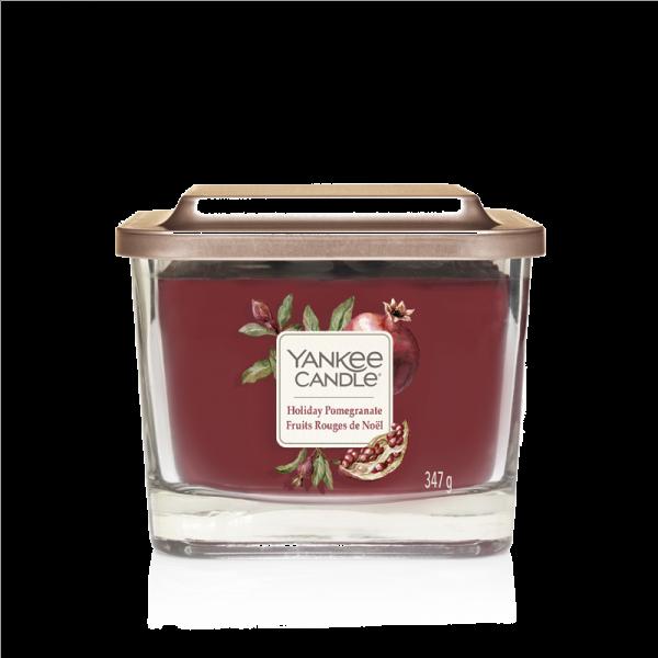 Elevation Medium Jar Holiday Pomegranate