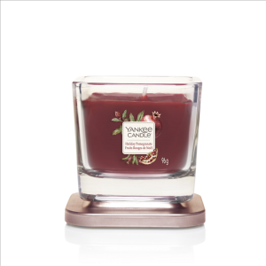 Elevation Small Jar Holiday Pomegranate