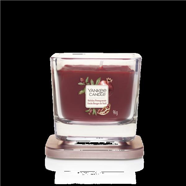 Elevation Small Jar Holiday Pomegranate