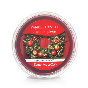 Scenterpiece Melt Cup Red Apple Wreath