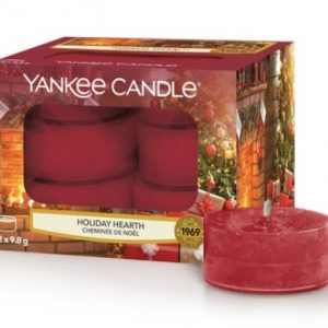 TeaLights Yankee Candle Holiday Hearth
