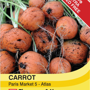 Carrot Paris Market - Atlas
