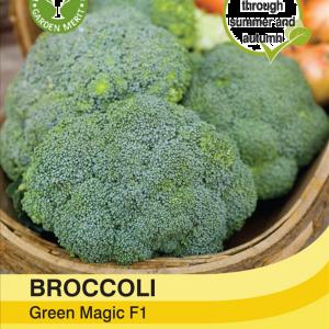 Broccoli Green Magic F1