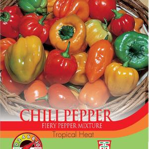 Pepper Chilli Tropical Heat