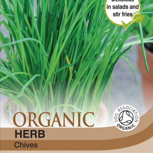 Herb Chives (Organic)