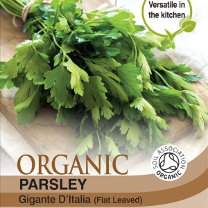 Herb Parsley Flat (Organic)