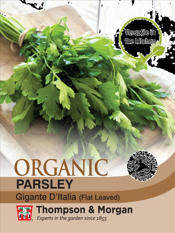 Herb Parsley Flat (Organic)