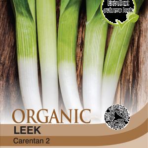 Leek Carentan 2 (Organic)