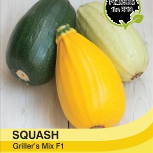 Squash Grillers Mix