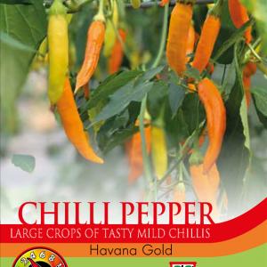 Pepper Chilli Havana Gold