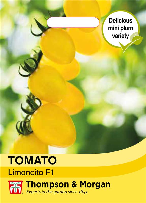 Tomato Limoncito F1