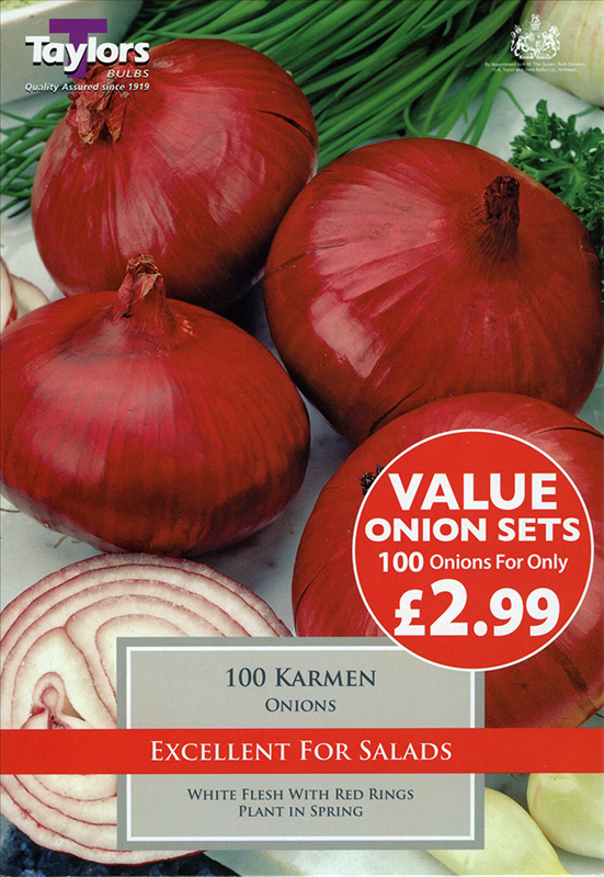 Onion Value Karmen