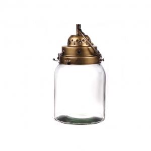 Terrarium Lantern w Light