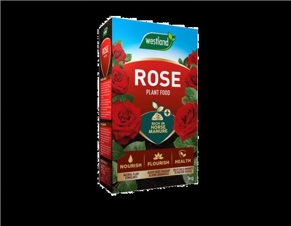 Rose Food with Horse Manure 1Kg