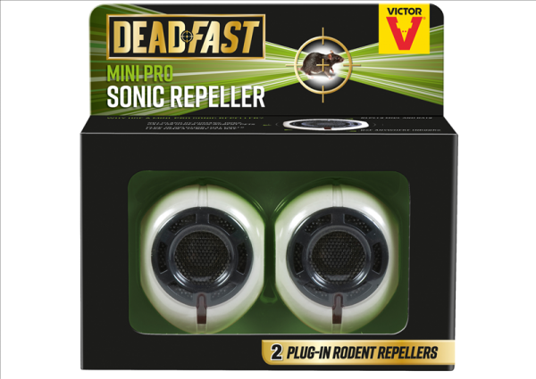 Deadfast Mini Pro Sonic Repeller Twin