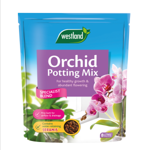 Orchid Potting Mix (Enriched with Seramis)