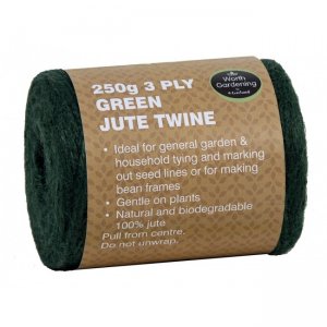250g 3 Ply Green Jute Twine