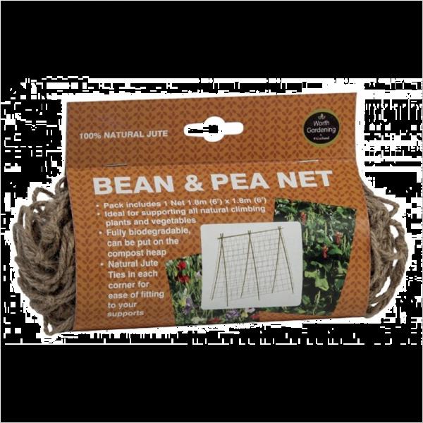 Bean & Pea Net